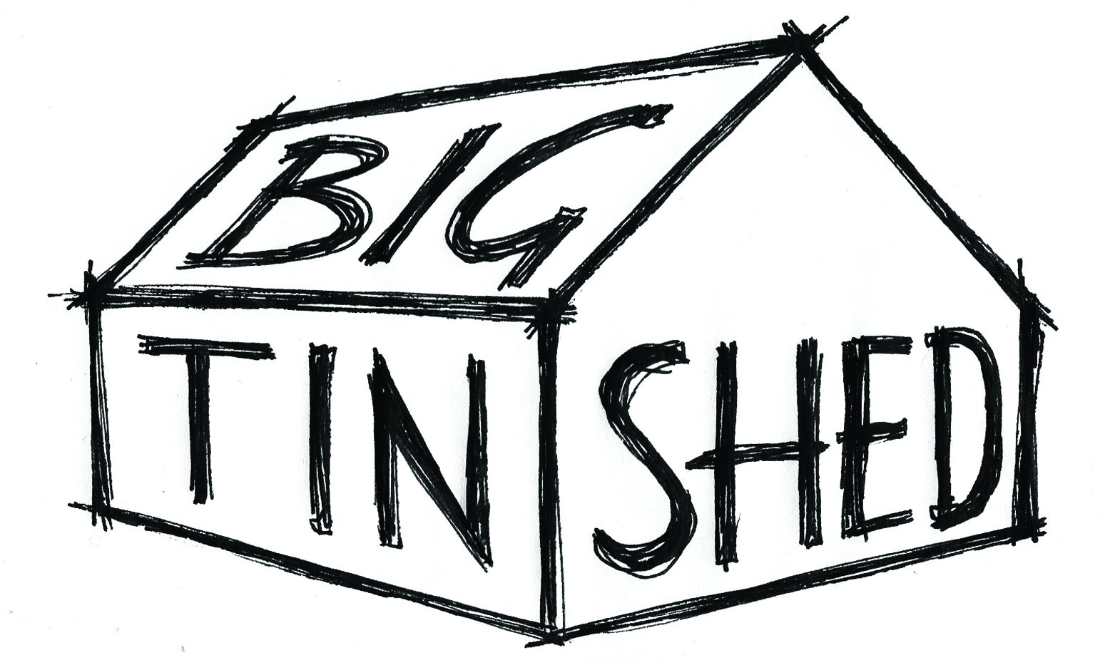 Big Tin Shed Logo