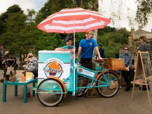 Welcome to The Wheely Nice Ice Cream Tricycle