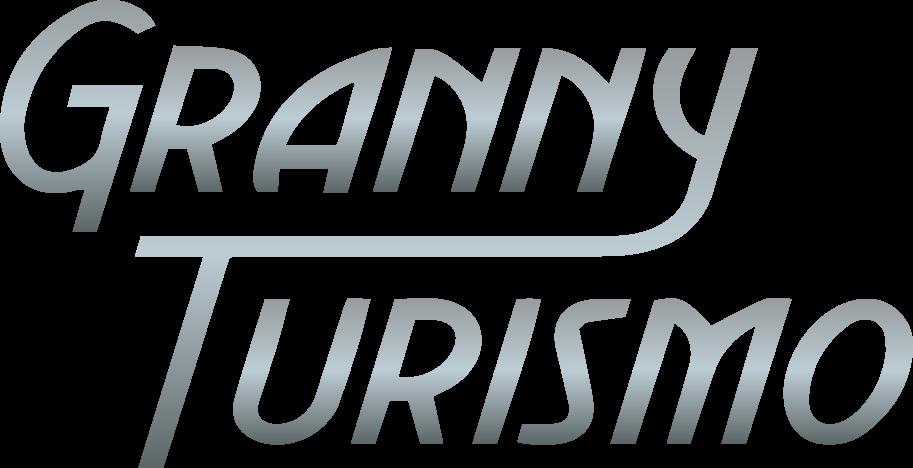 Granny Turismo Logo
